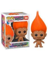 Pop! Trolls - Good Luck Trolls - Orange Troll