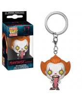 Pop! Pocket Keychain - It - Pennywise (with Dog Tongue)