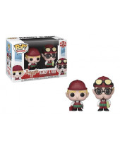 Pop! Christmas - Peppermint Lane - Randy and Rob (2-Pack)