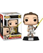 Pop! Star Wars - Rey (Yellow Lightsaber)