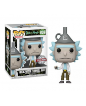 Pop! Animation - Rick and Morty - Rick with Funnel Hat (Special Edition)