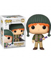 Pop! Movies - Harry Potter - Ron Weasley (Holiday)