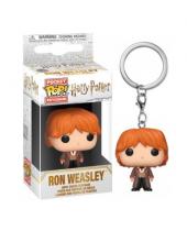 Pop! Pocket Keychain - Harry Potter - Ron Weasley (Yule)
