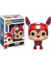 Pop! Games - Mega Man - Rush