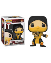 Pop! Games - Mortal Kombat - Scorpion (v2)