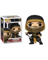 Pop! Movies - Mortal Kombat - Scorpion