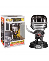 Pop! Star Wars - Knight of Ren (Scythe) (Chrome)