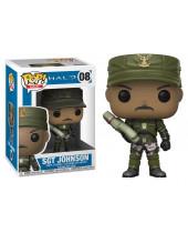 Pop! Games - Halo - Sgt Johnson