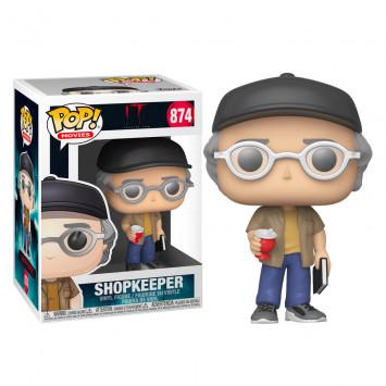 Pop! Movies - It - Shopkeeper