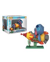 Pop! Rides - Disney - Lilo and Stitch - Stitch in Rocket (Oversized, 15 cm)