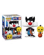 Pop! Movies - Space Jam - Sylvester and Tweety