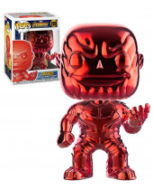 Pop! Marvel - Avengers Infinity War - Thanos (Red Chrome, Special Edition)