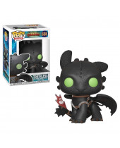 Pop! Movies - How to Train your Dragon - Toothless