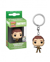 Pop! Pocket Keychain - Fortnite - Tower Recon Specialist