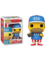 Pop! Television - The Simpsons - USA Homer