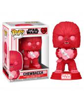 Pop! Star Wars - Valentines Chewbacca