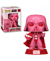 Pop! Star Wars - Valentines Darth Vader