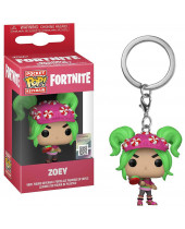 Pop! Pocket Keychain - Fortnite - Zoey