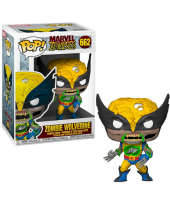 Pop! Marvel - Zombie Wolverine