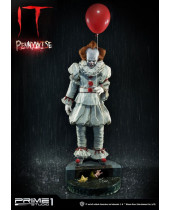 Stephen Kings It 2017 socha 1/2 Pennywise 111 cm