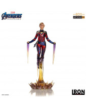 Avengers Endgame BDS Art Scale socha 1/10 Captain Marvel 26 cm