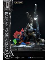 DC Comics socha Batman Vs. Superman (The Dark Knight Returns) Deluxe Bonus Version 110 cm