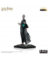 Harry Potter BDS Art Scale socha 1/10 Voldemort 20 cm
