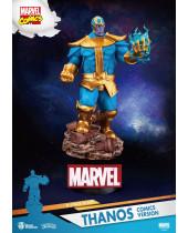 Marvel D-Stage PVC Diorama Thanos Comic Version 15 cm