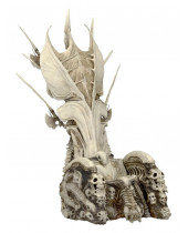 Predator Diorama Bone Throne 35 cm
