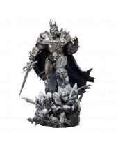 World of Warcraft socha Lich King Arthas 65 cm