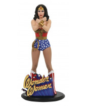 DC Comic Gallery PVC socha Linda Carter Wonder Woman 23 cm
