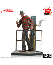 Nightmare on Elm Street Art Scale socha 1/10 Freddy Krueger Deluxe 19 cm
