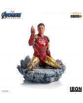 Avengers Endgame BDS Art Scale socha 1/10 I am Iron Man 15 cm