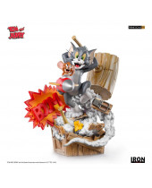 Tom and Jerry Prime Scale socha 1/3 Tom and Jerry 21 cm