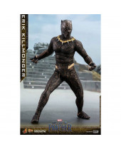 Black Panther - Erik Killmonger Movie Masterpiece Series akčná figúrka 1/6 31 cm