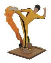 Bruce Lee Gallery PVC socha Kicking 25 cm