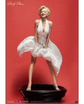 Marilyn Monroe Superb Scale Hybrid socha 1/4 Marilyn Monroe 46 cm