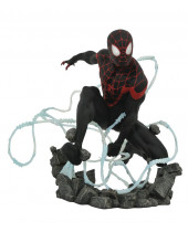 Marvel Comic Premier Collection socha Miles Morales Spider-Man 23 cm