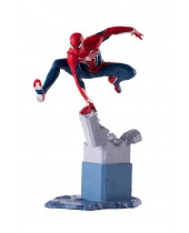 Marvels Spider-Man Marvel Gamerverse PVC socha 1/12 Spider-Man 17 cm