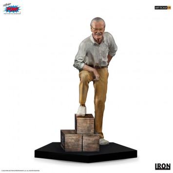 Marvel Art Scale socha 1/10 Stan Lee