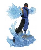 Mortal Kombat Gallery PVC socha Sub-Zero 23 cm