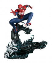 Marvels Spider-Man socha 1/3 Spider-Man Advanced Suit 61 cm