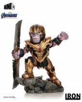 Avengers Endgame Mini Co. PVC socha Thanos 20 cm