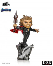 Avengers Endgame Mini Co. PVC socha Thor 21 cm