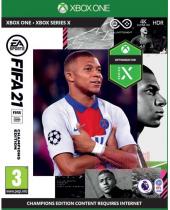 FIFA 21 CZ (Champions Edition) (Xbox One)