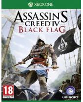 Assassins Creed 4 - Black Flag CZ (XBOX ONE)