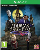 Addams Family - Mansion Mayhem (Xbox One/XSX)