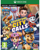 Paw Patrol The Movie - Adventure City Calls (Xbox One/XSX)