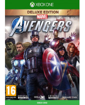Marvel Avengers CZ (Deluxe Edition) (XBOX ONE)