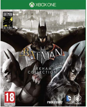 Batman - Arkham Collection Triple Pack (Xbox One)